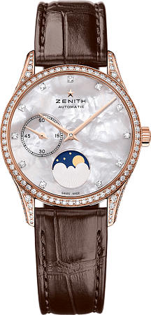 Zenith ELITE Lady Moonphase 22.2312.692./81.C713