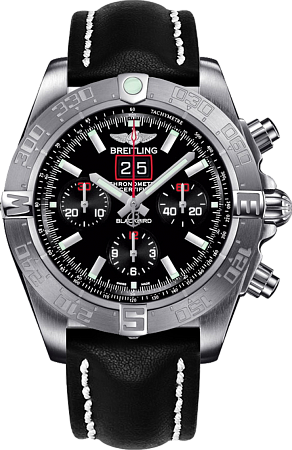 Breitling Chronomat Windrider Blackbird A4436010/BB71-435X